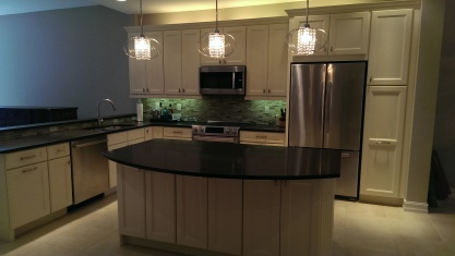 Correa Kitchen Island